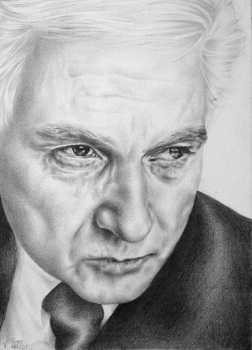 Jacques Derrida por jane90